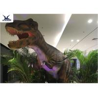 Sunproof / Waterproof Life Size Jungle AnimalsWith Infrared Sensor / Remote Control Manufactures