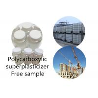 Polycarboxylic Superplastic 50% 40% Concrete Water Reducing Admixture With High Initial Strength Manufactures