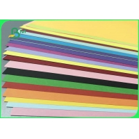 Good Flexibility 180g 230g 250g 300g Color Bristol Board For Photo Album Manufactures