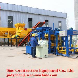 Semi Automatic Cement Block Machine Manufactures