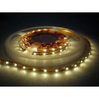 5050 SMD 5394lm / 1362lm Yellow Flexible Led Strip Light, SMD Led Strips Manufactures