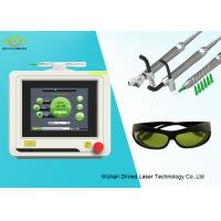 Portable Surgical Diode Dental Laser Machine For Soft Tissue Laser Treatment Manufactures