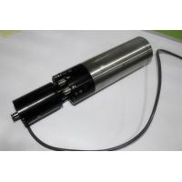 Buy cheap 3.3KW Ball Bearing Spindle , RPM 40000 Precise High Speed Spindles High from wholesalers