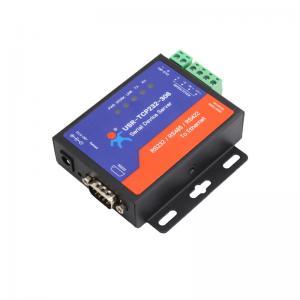 Affordable Serial RS232/485/422 to Ethernet Converter USR-TCP232-306 Serial RS232 RS485 RS422 Ethernet Converter Manufactures