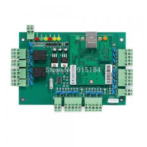 AC2 2 DOOR ACCESS CONTROL BOARD TCP/IP SOFTWAER CARD READER Manufactures