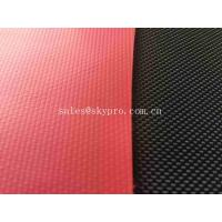 PU Coated Printing Polyester Oxford Fabric for Tent / Outdoor oxford cloth waterproof Manufactures
