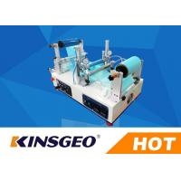 Continuous Hotmelt Coating Laminating Machine Easy Install 1200×620×550mm Manufactures
