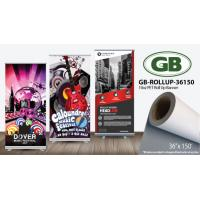 Osign Exhibition Pull Up Banners , Durable Floor Standing Banner Display Manufactures