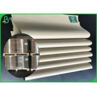 Eco - Friendly FDA Food Grade Single Side PE Coated Paper Roll For Wrapping Food Manufactures