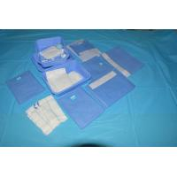 CE Approved Permeaqble Non Woven Disposable Surgical Packs 48g SMMS Manufactures