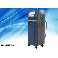 High Performance permanent hair removal laser machine 1 - 10Hz Air Cooling Painless Manufactures