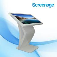 Cheap 42 inch Interactive Commercial Touch Screen Advertising Kiosk with 4G/Wi-Fi network for sale