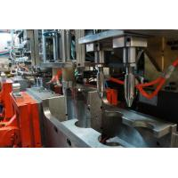 PP GSK Healthy food container blow molding machine with post cooling neck rotation cutting