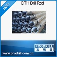 Dia 23/8 Inch-- 51/2 Inch DTH Drill Pipe Rod for DTH Drill Rig Manufactures