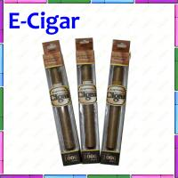 E - Cigar Electronic Disposable Cigarette Smoking with 1300 mAh Battery Content Manufactures