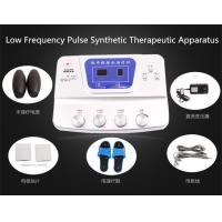 LCD Full Body Relax Electric Massager Pulse Acupuncture Therapy Slipper Tens Machine Manufactures