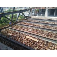 Modern Structural Steel Bridge Construction Railroad Through Or Deck Plate Girder (DPG) Manufactures