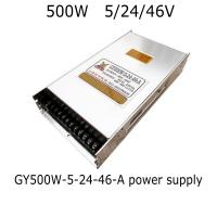 500W cnc router switching power supply ajustable 5V 24V 46V stepper motor power Manufactures
