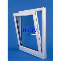 China European Style UPVC Windows And Doors Acoustic Insulation Long Lifespan on sale