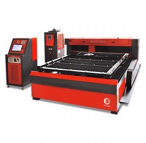 Perfect Effect Aluminum Laser Cutter Machine , Small Laser Cutter For Metal