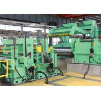 Full Automatic Steel Slitting Line Operator Safety Strong Power For CR Material Manufactures