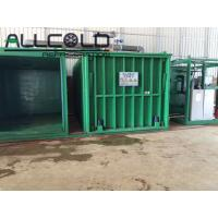 Babyleaf / Diced Vegetables Vacuum Cooling Equipment , Asparagus / Mushroom Pre Cooling System Manufactures