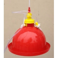 360 Degree Automatic Chicken Drinkers And Feeders For Birds Manufactures