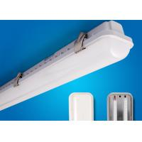 Bright Led Tri Proof Light  / High Lumen Watertight Light Fixtures For Subway Manufactures