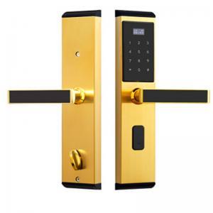 RFID Card lock hotel door lock 8036 hotel manage system Manufactures