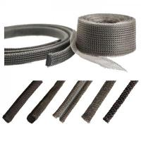 China AISI Knitted Woven Wire Mesh Filter , 304 316 Stainless Steel Woven Wire Cloth on sale