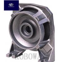 Carbon Steel Water Pump Casting / Lost Wax Investment Casting Parts JIS DIN Standard Manufactures