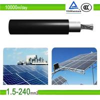 Buy cheap 4mm 10MM solar PV cable of China manufacturer from wholesalers