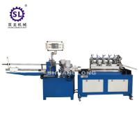 2.2KW  straw making machine automatic CNC paper drinking 2 winding head Manufactures