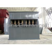 Cheap Multi Cyclone Dust Collector Scrubber For Boiler Flue Gas Cost Efficient for sale