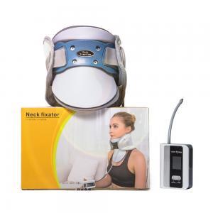 Air Inflatable Cervical Neck Stretcher , Neck Fixation Cervical Traction Brace Manufactures