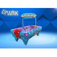 Commerical Kids Air Hockey Table Fun Exercise Game Machine With Led Light Manufactures