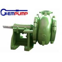 Large particle Sand Suction Pump For Rivers and lakes reservoir pumping sand Manufactures