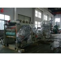 Cheap 800 - 1000 Kg/H Calender Machine For Pvc Film Manufacturing Process for sale
