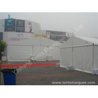 Rustless Aluminum Frame Outdoor Event Tent for Sound Facilities Exhibition Manufactures