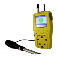 Reliable Portable Gas Detector Polycarbonate Housing 1000 Group Alarm Log Manufactures