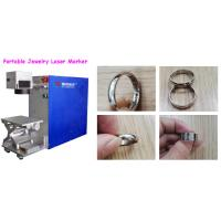 Red Laser Pointer Portable Laser Marking Machine For Precision Machinery Manufactures