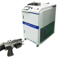Stable Metal Laser Cleaning Machine Rust Oxide Painting Coating Removal Manufactures