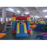 Durable Big Inflatable Commercial Inflatable Bounce House Water Slide For Kids Manufactures