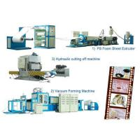 PS Fast Food Box Making Machine Manufactures