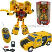 RC Toy - 4 Channel R/C Transmutation Android (RCC67242) Manufactures