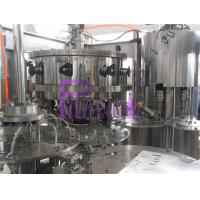 Cheap PLC Control 3 in 1 Carbonated Drink Filling Machine for PET Bottles for sale
