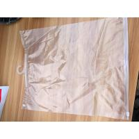 Transparent Plastic T - Shirt Clothes Packaging Bag With Sliding Zipper And Hook Manufactures