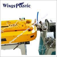 Plastic Single-wall Corrugated Pipe Extrusion Production Line Manufactures