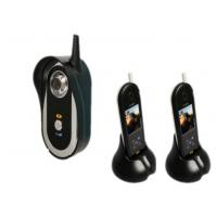 Waterproof 2.4ghz Wireless Door Phone , Battery Operated Door Bells Manufactures