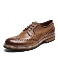 Genuine Leather Men'S Wedding Dress Shoes Handmade Mens Casual Leather Shoes Manufactures
